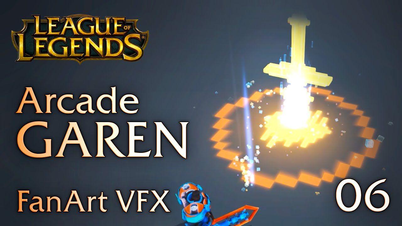 ARCADE GAREN (Ultimate) - FanArt VFX