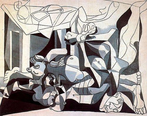 The Mass Grave 1945 Pablo Picasso Picasso Art Pablo Picasso