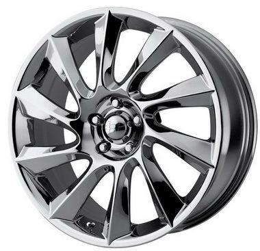 17 inch Helo Wheels HE840 - 17x7 5 Chrome Rims | AUTO/RIMS