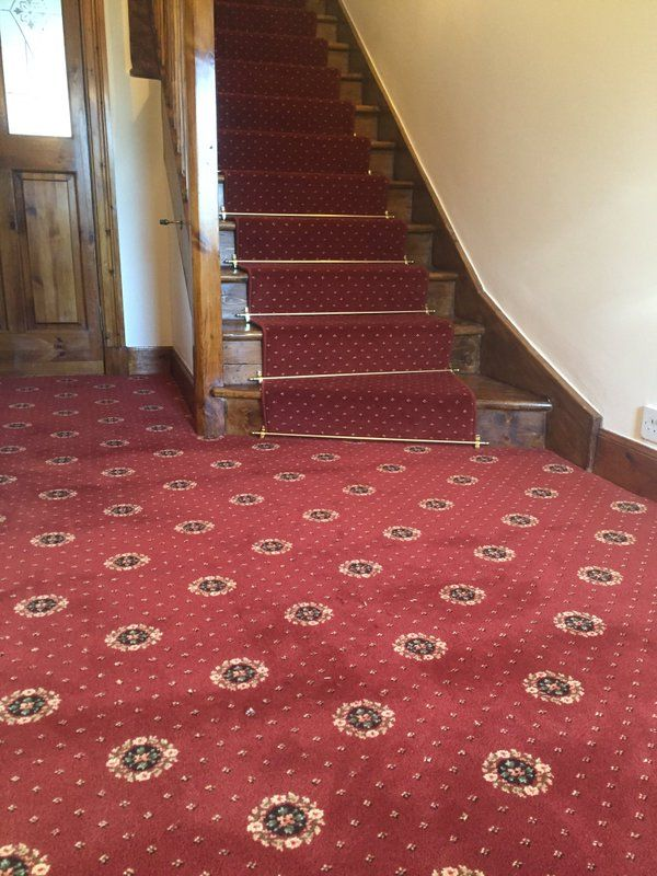 Ulster Carpets Sheriden Cameo And Pindot In Tuscany