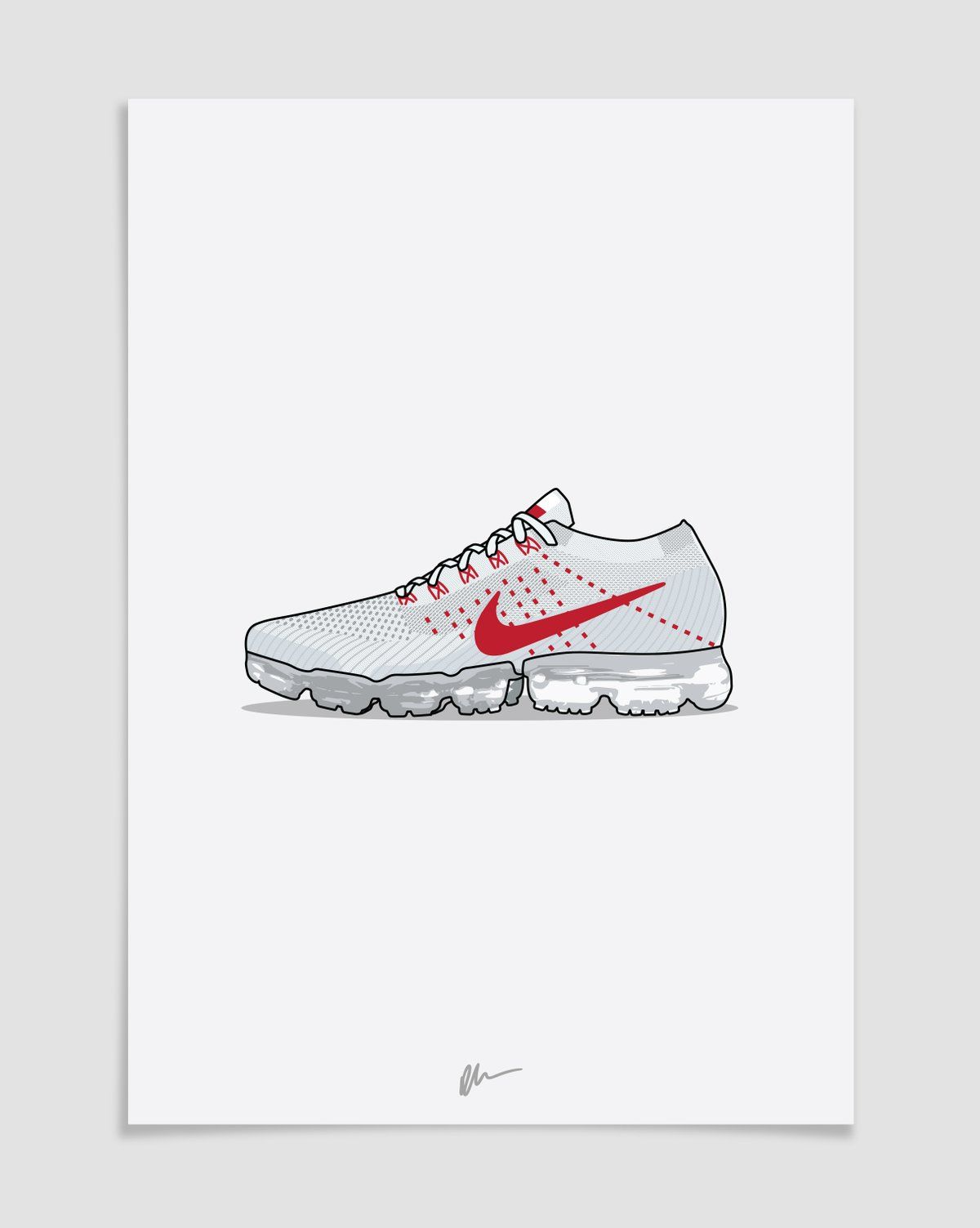 2dbbb8c8c3dbb Image of VaporMax OG | 신발 in 2019 | Shoes wallpaper, Cartoon shoes ...