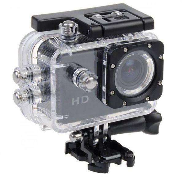 Action Sport Cam Camera Waterproof Video Helmetcam Bike Cam Dvr