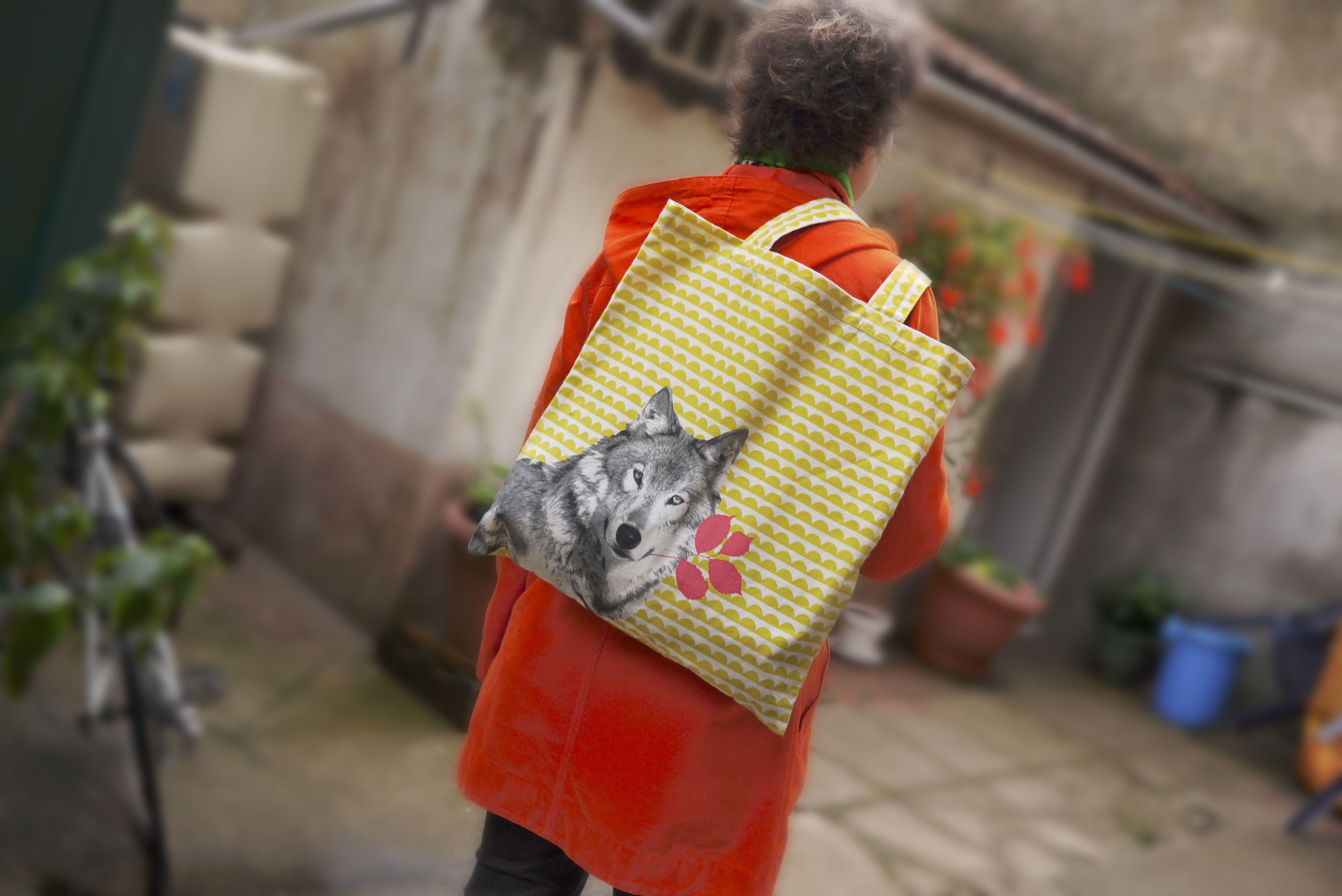 Collection clairefontaine zo de las cases 2015 sac shopping collections clairefontaine - Zoe de las cases ...