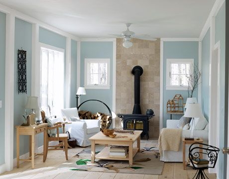 Simple Country Living Room simple country living room | home design ideas