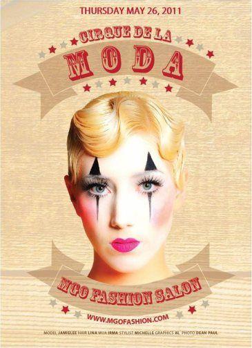 Save the Date: Cirque De La Moda Fashion Event - June 2