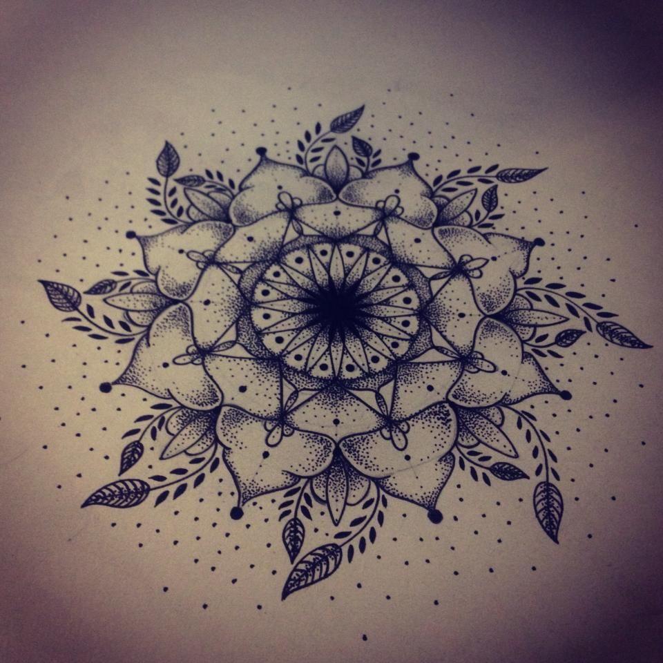 "Mandala Tattoo Designs: Blacktatuering: "" 1/4 2013 """