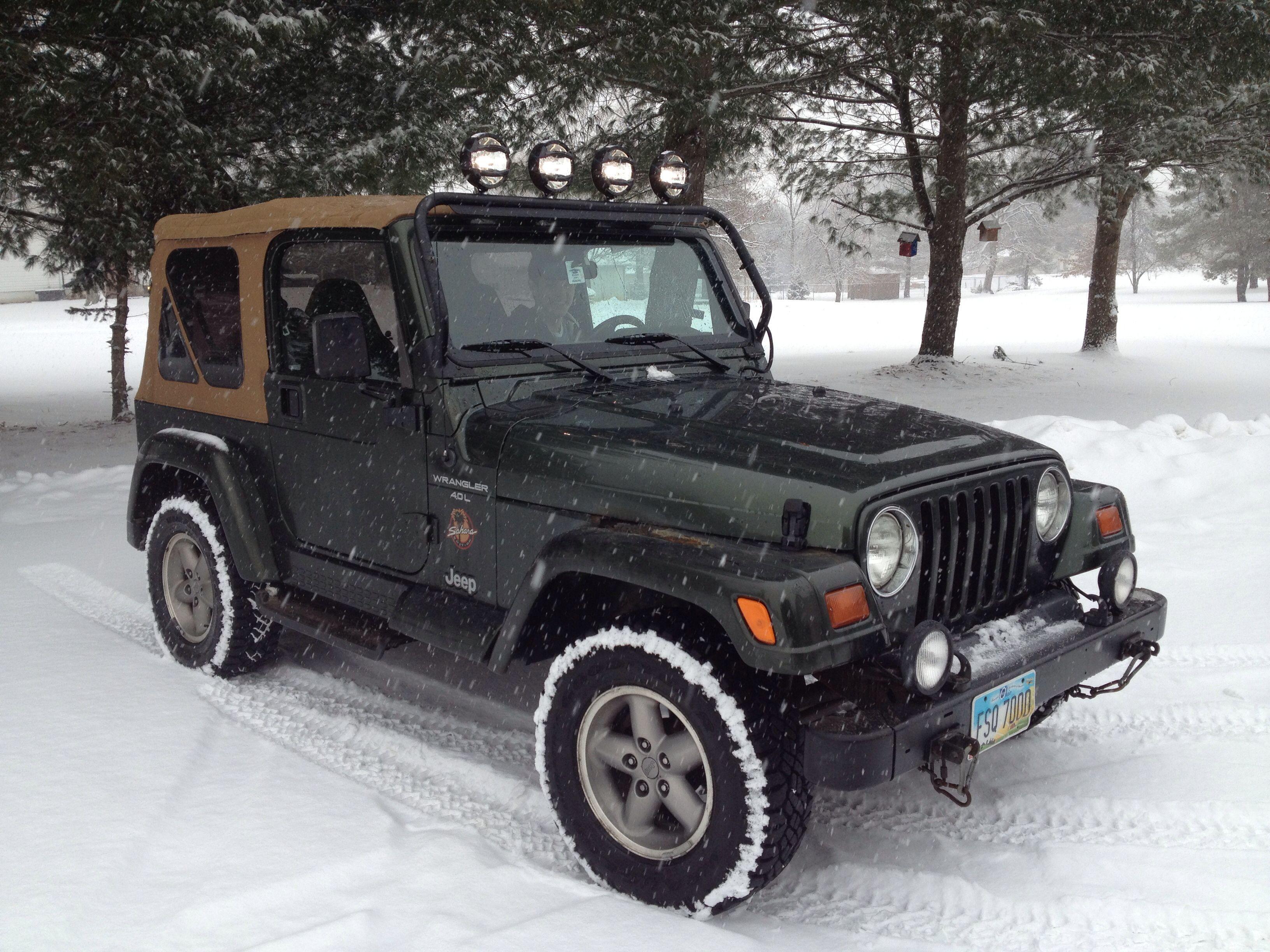 Tommyu0027s 1997 Jeep Wrangler Sahara