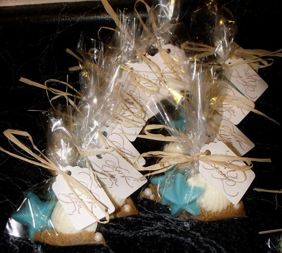 Gifts For Guests Beach Wedding: Beach/Mariner Wedding Guest Favors