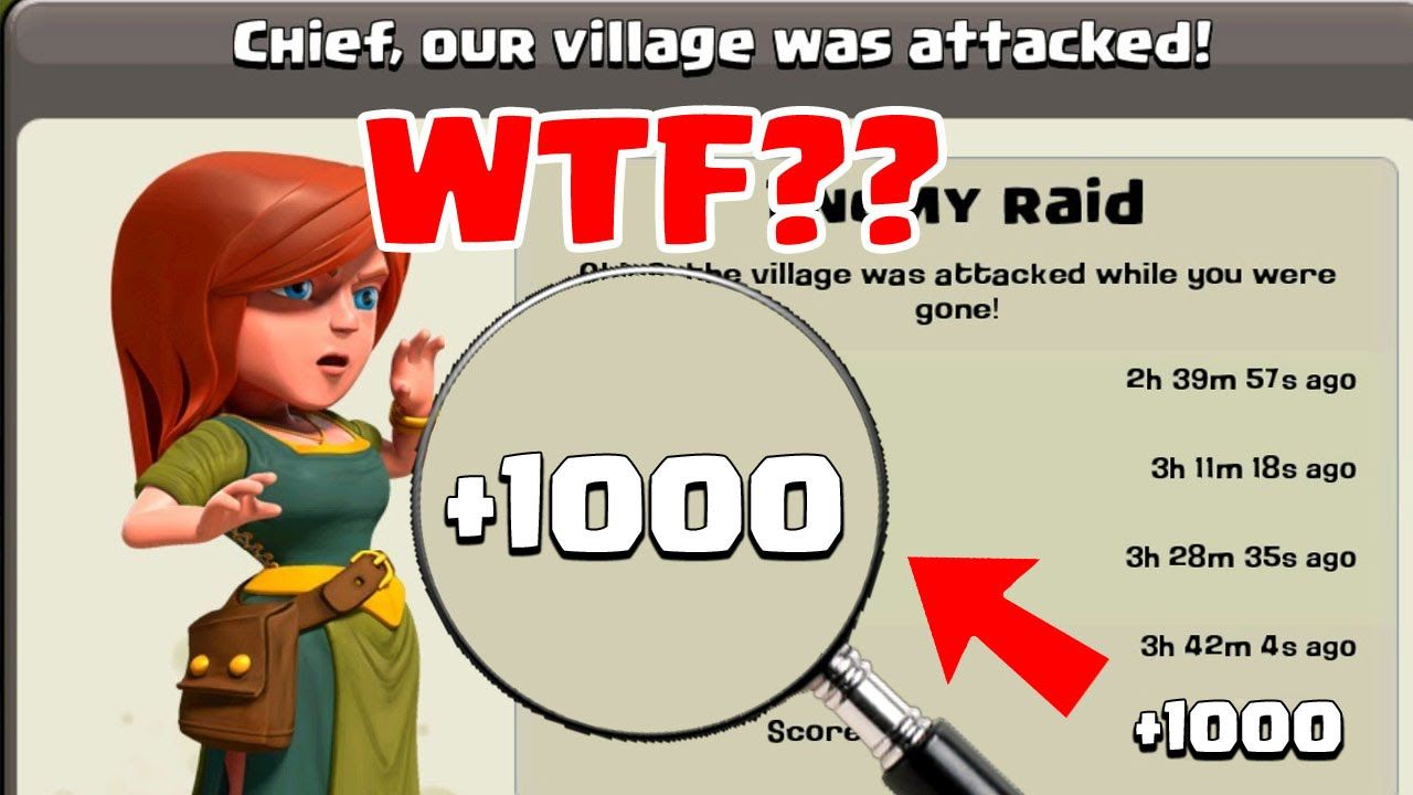 Clash Of Clans 1000 PRIZES DEFENSE WTF Base Wins To Champ