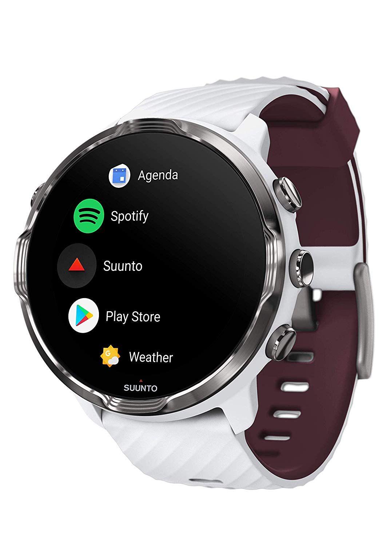 SUUNTO 7 GPS Sport Smartwatch with Wear OS in 2020 Smart