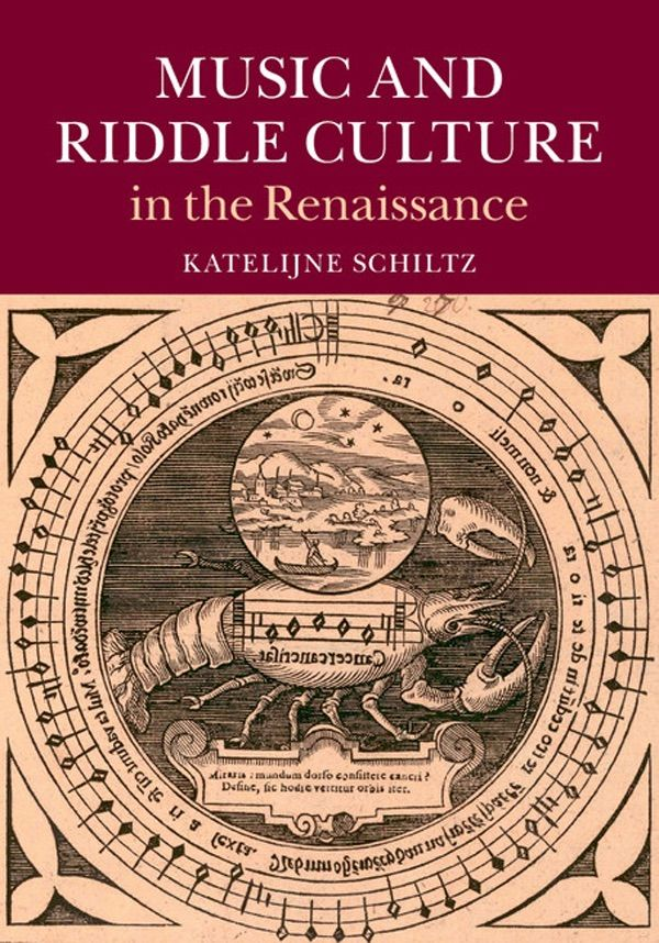 ?Music and Riddle Culture in the Renaissance , Ad,