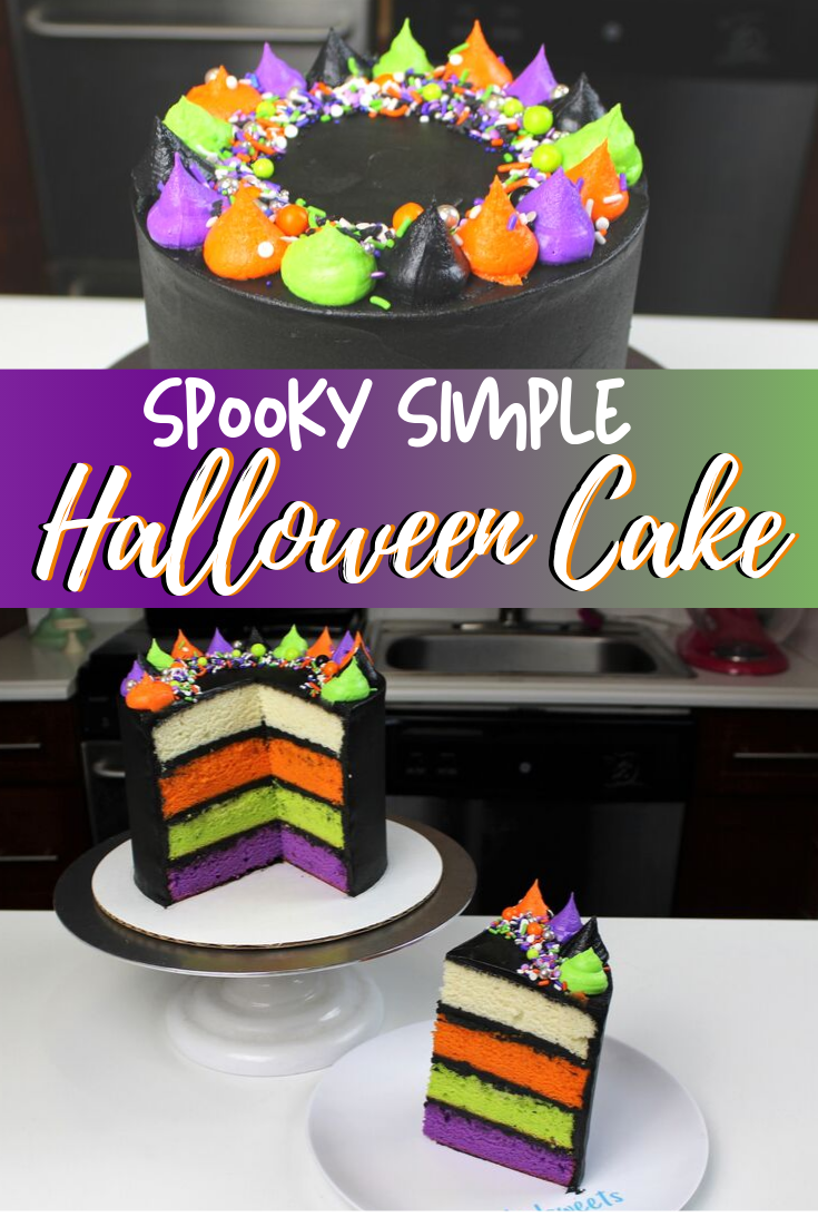 Halloween Cake Decorations