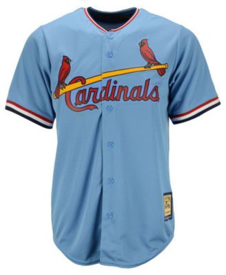 cheaper 23560 24a77 Majestic Willie McGee St. Louis Cardinals Cooperstown ...