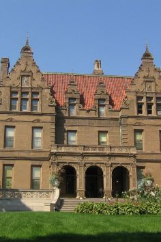 Pabst Mansion, A monument of the Pabst Legacy