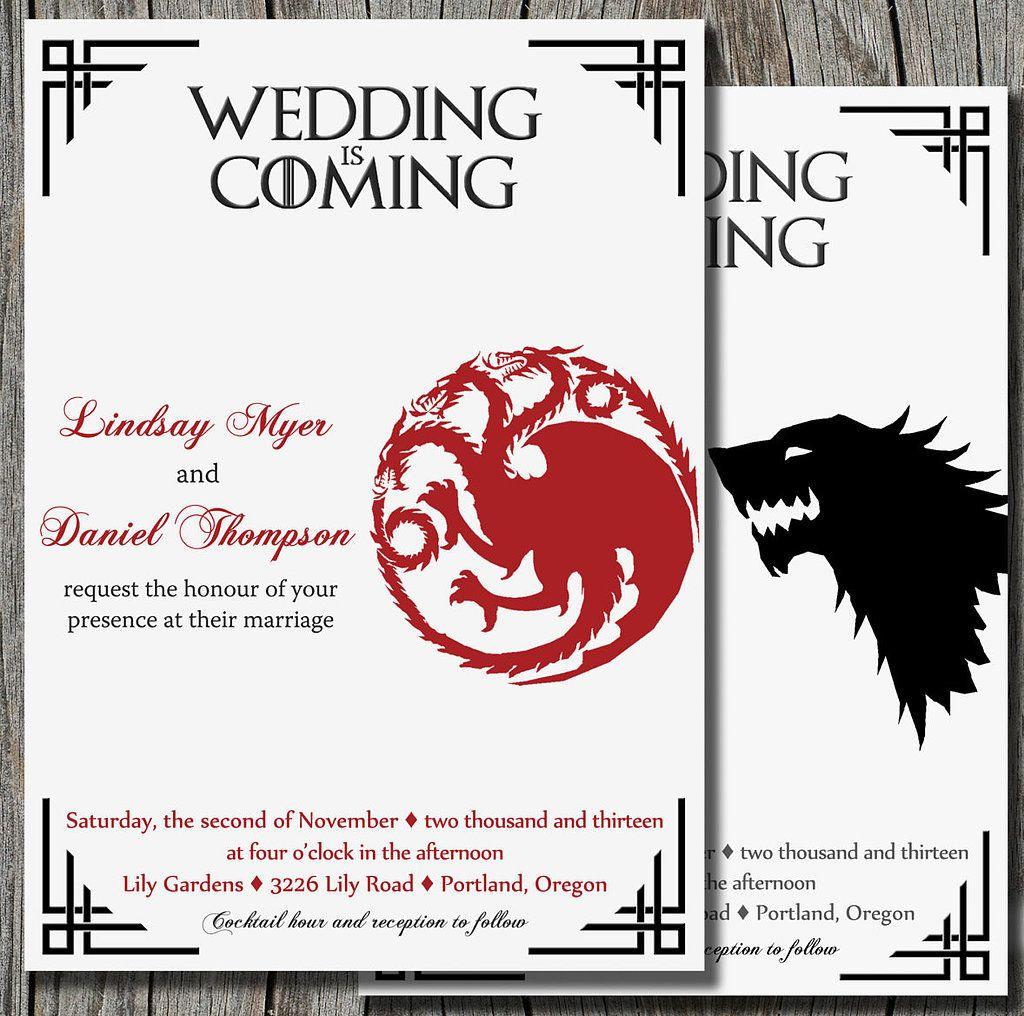 20 Wedding Invites For Geeks in Love | Pinterest | Filing, Wedding ...