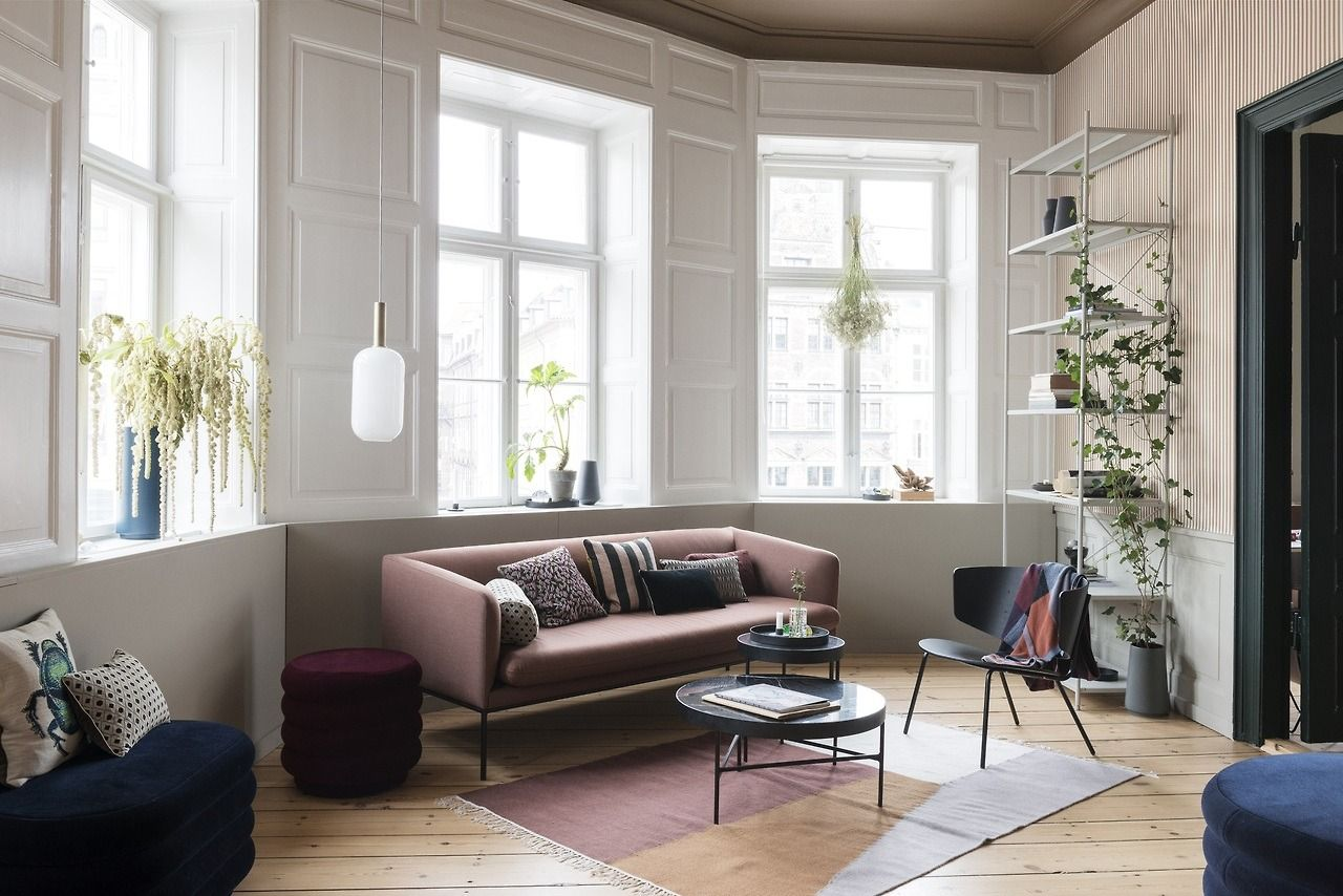 gravityhome: Ferm LIVING home in Copenhagen   more ...