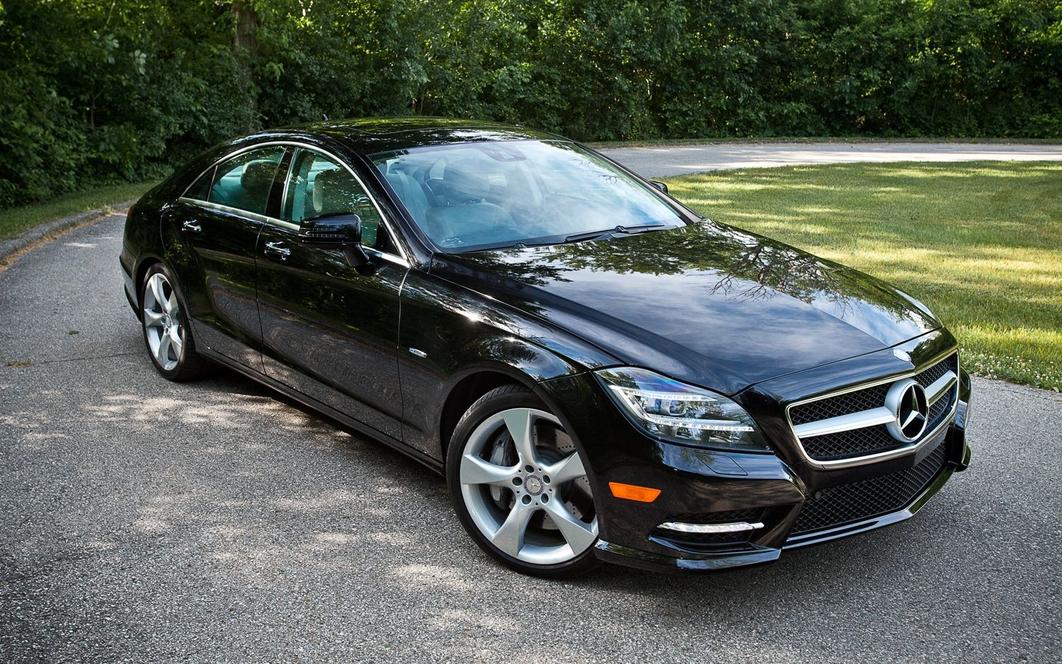 2015 Mercedes Benz Cls550 Black With Images Mercedes Benz Cls