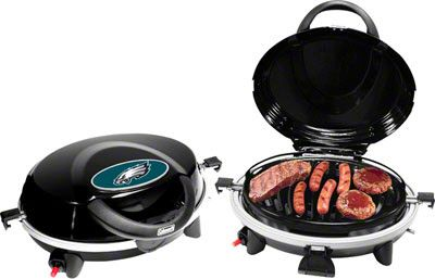 Gotta have a grill! #Eagles Coleman Tailgate Grill. $99.99
