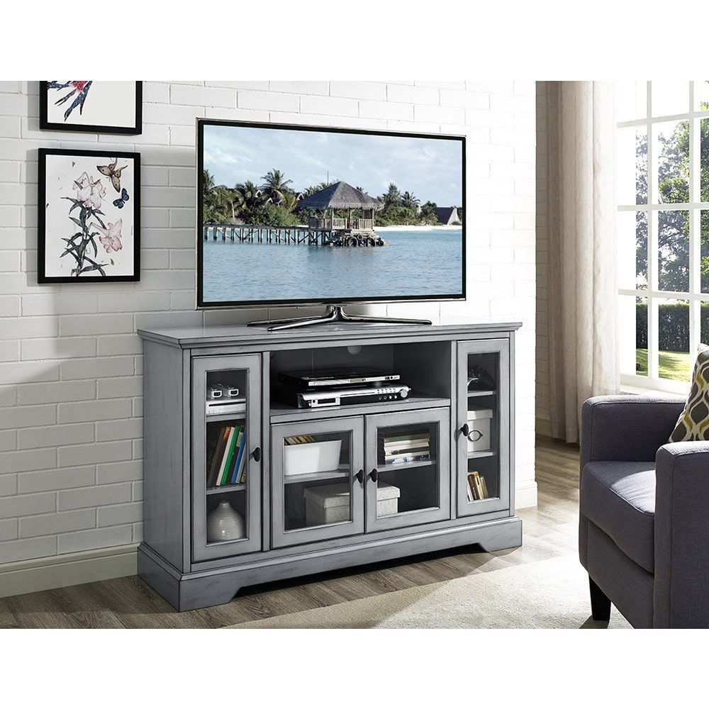 Overstock Com Online Shopping Bedding Furniture Electronics Jewelry Clothing More Tv Stand Wood White Tv Stands Highboy Tv Stand
