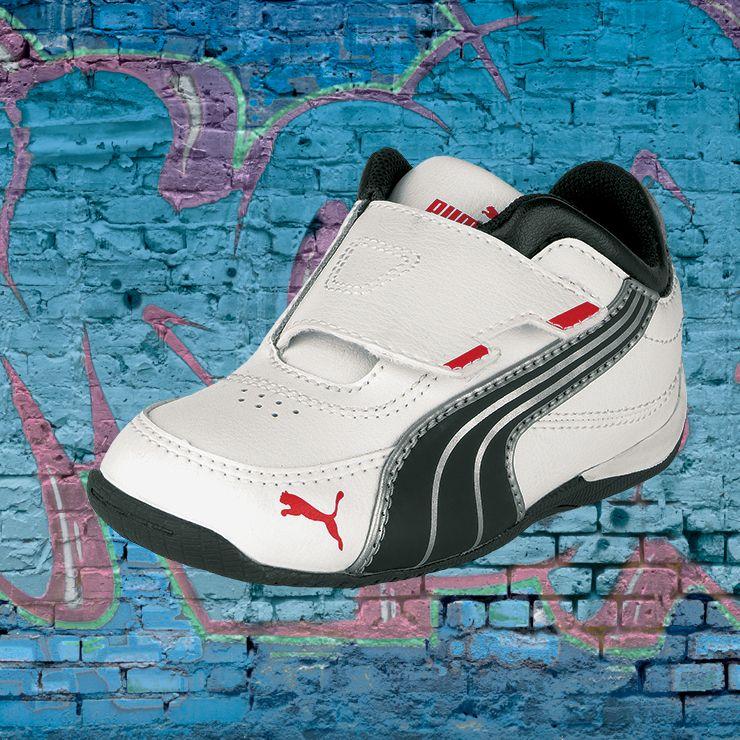 Puma boys' preschool Drift Cat sneakers