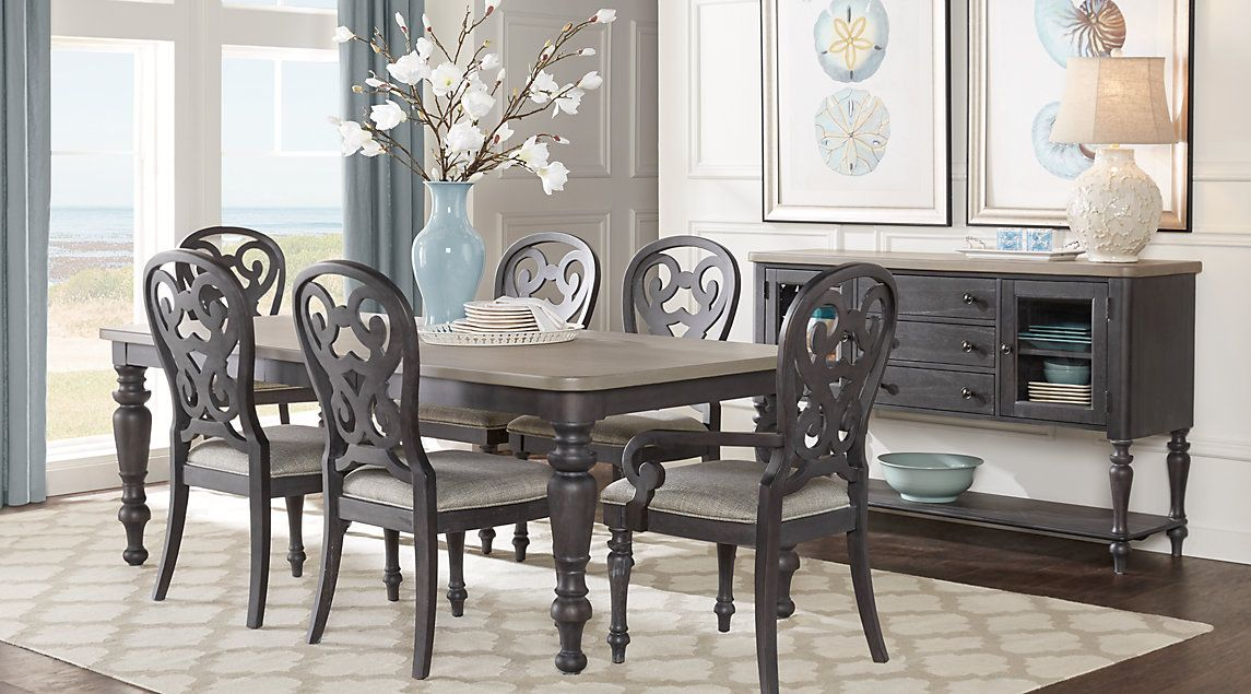 Dining Room Sets Suites Furniture Collections Cindy Crawford