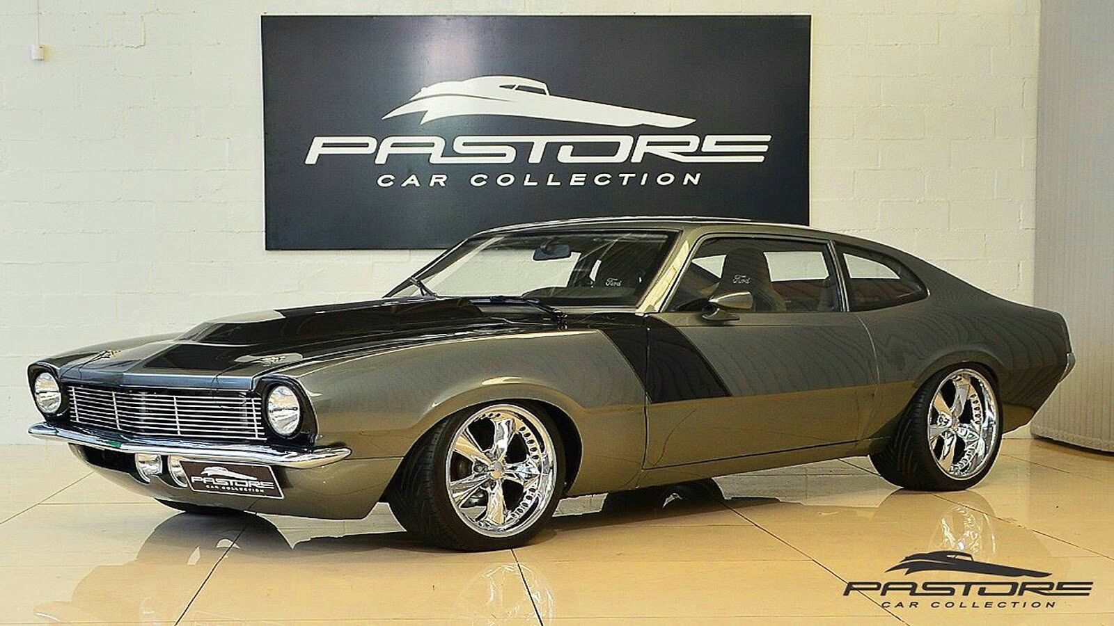Ford Maverick Custom With Images Ford Maverick Old Muscle