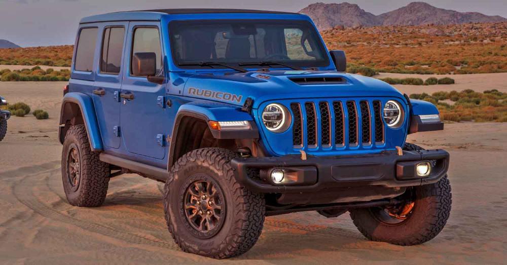 جيب رانغلر روبيكون 392 الجديدة كليا 2021 لعش اق الأداء الأسطوري المميز موقع ويلز Jeep Wrangler Jeep Wrangler Rubicon Jeep Wrangler Unlimited
