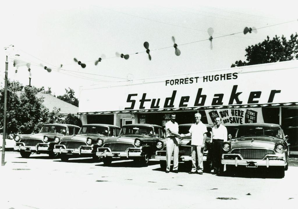 Forrest Hughes Studebaker Ukiah Ca Auto Carros Antigos Carros