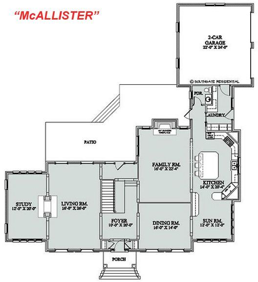 Build Your Own LifeSize Replica of the Home Alone House – Build Your Own House Floor Plans