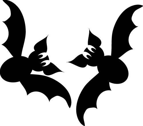 graphic about Bat Pumpkin Stencils Printable identify Daunting Pumpkin Stencils for Halloween SVG Documents Halloween