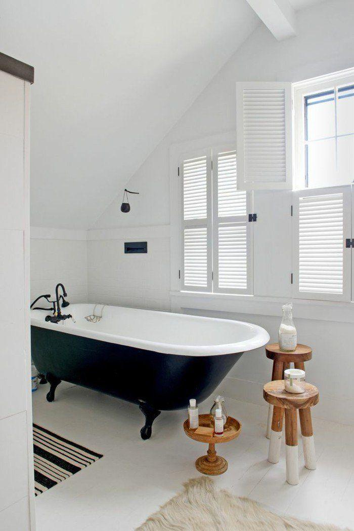40 photos d\'intérieur de la baignoire ancienne! | Bathroom <3 ...