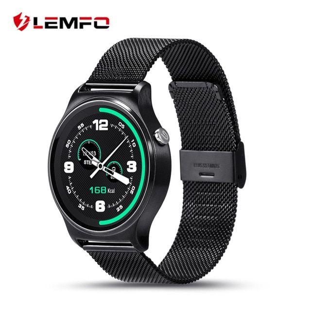 LEMFO GW01 Tracker Smart Watch Sleep Monitor Sedentary