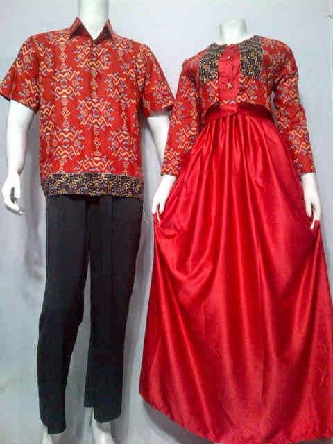 Model Baju Gamis Batik Muslim Call Order  085959844222 087