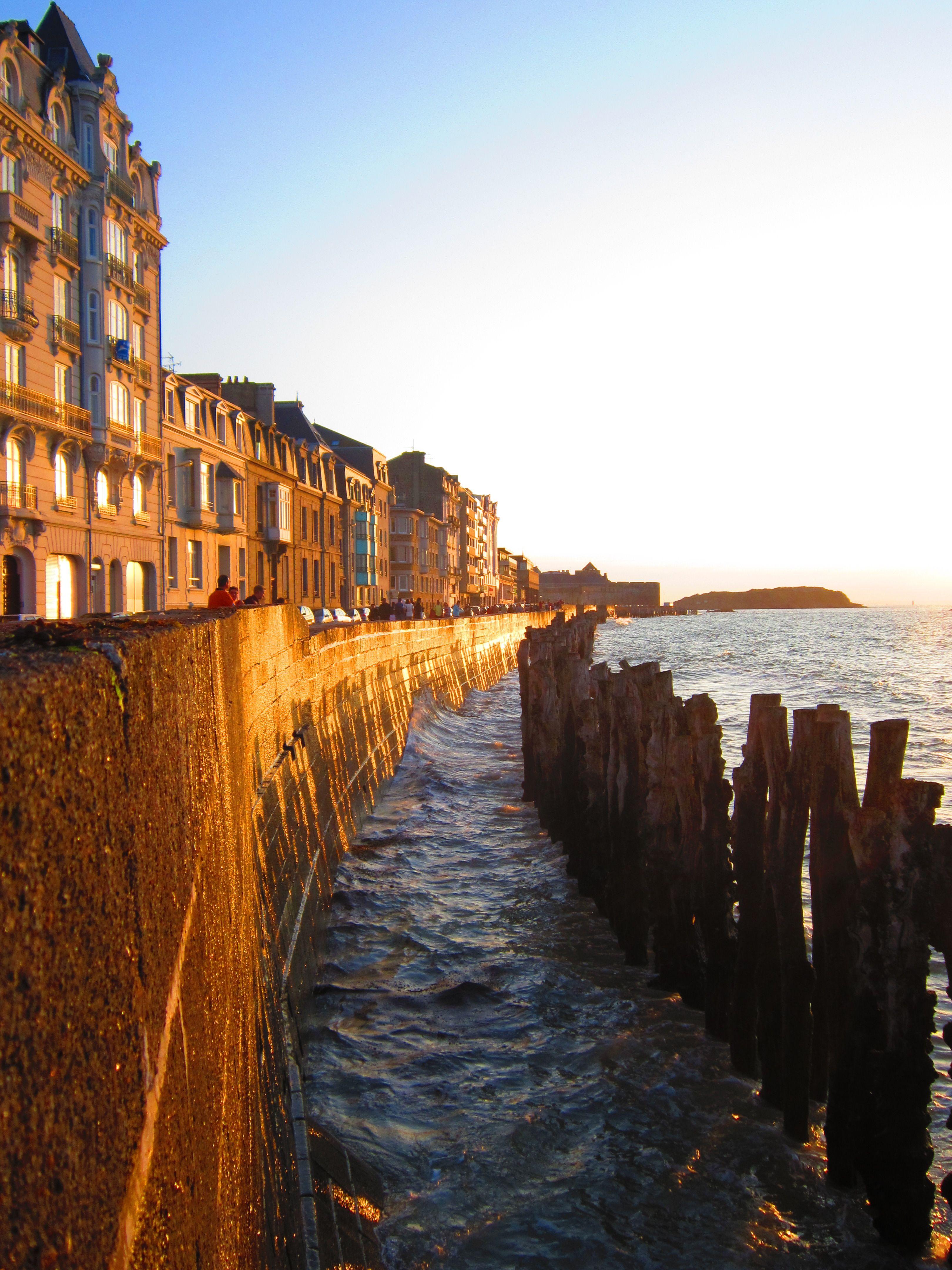 SaintMalo, France BEAUTIFUL BEAUTIFUL BEAUTIFUL! GO