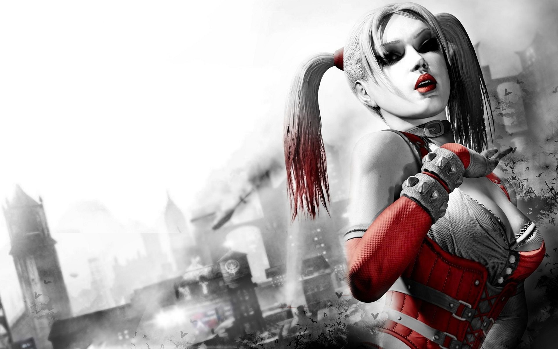 Awesome Harley Quinn Wallpaper Hd For Desktop Wallpapers With Harley
