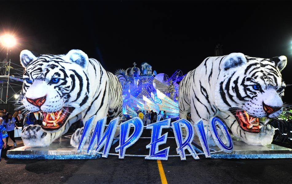 Carnival Brazil 2012 - Império de Casa Verde