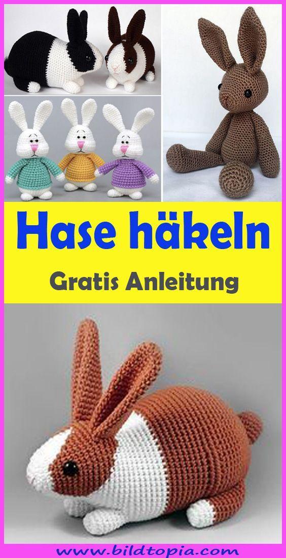 Photo of Crochet Amigurumi Bunny – Kostenlose und einfache Anleitung – Mustermode – Honourable BLog