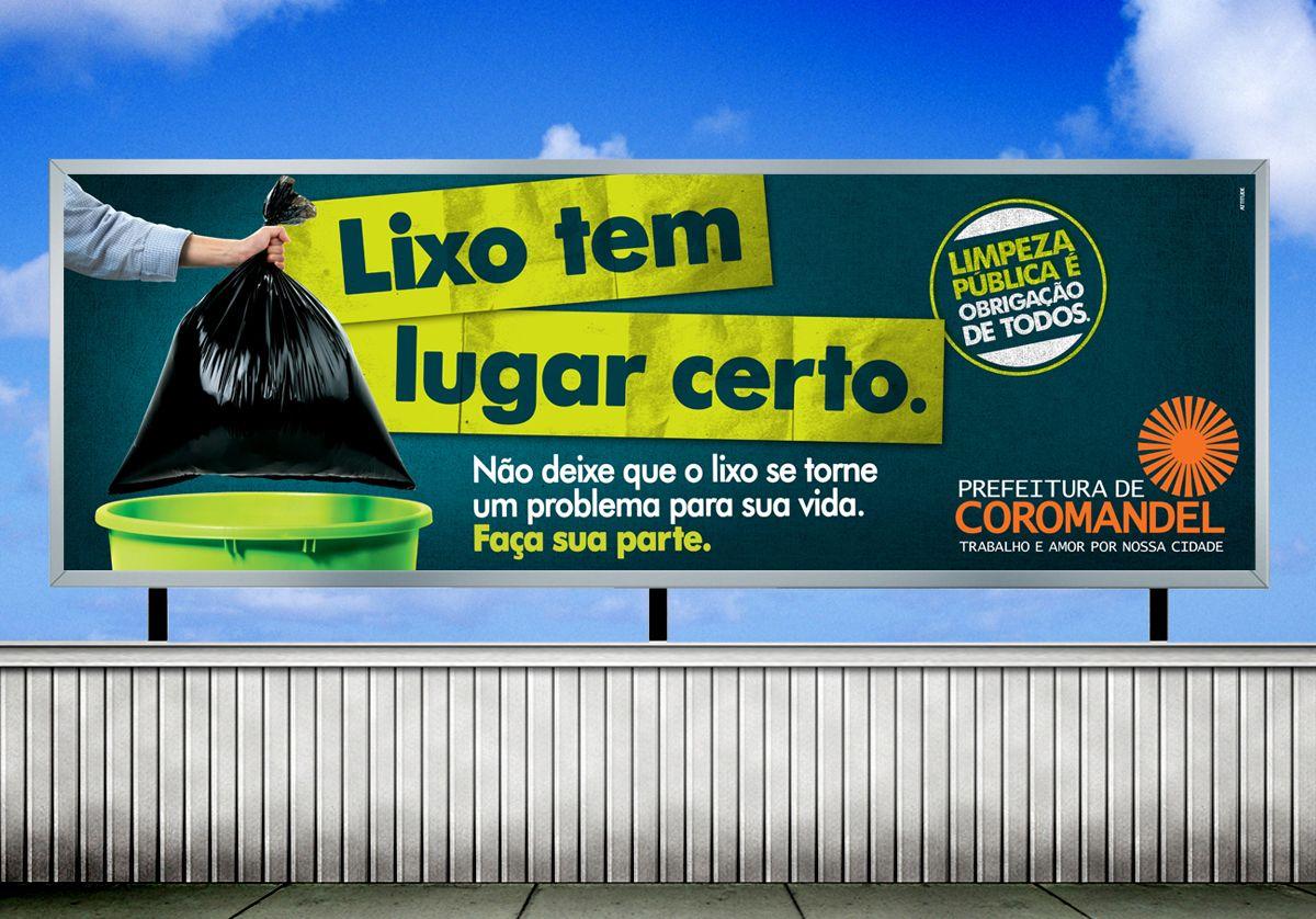 campanha lixo - Pesquisa Google