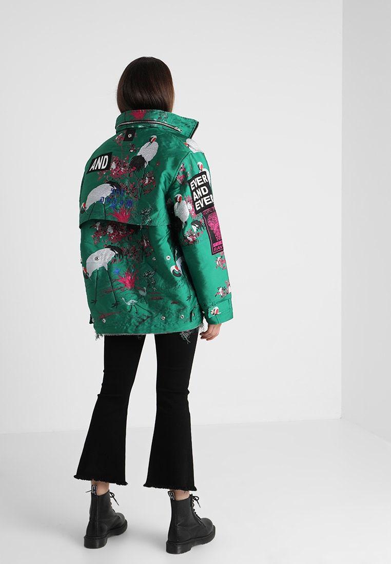 d05a26bb0d94 G-LEE - Summer jacket - multi-coloured   Zalando.co.uk 🛒 in 2019 ...