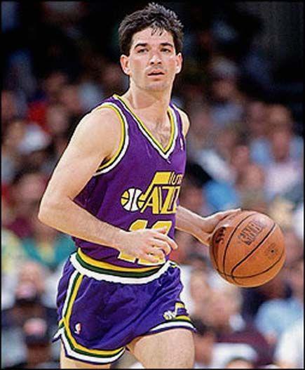 John Stockton, Utah Jazz.