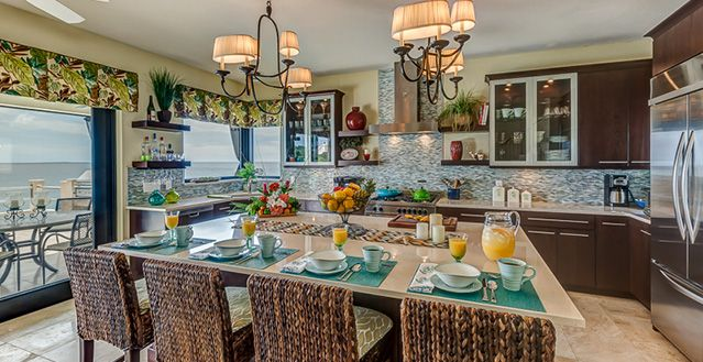 Sunset Beach House Anguilla Caribbean Vacation Al Http Www Estatevacationals