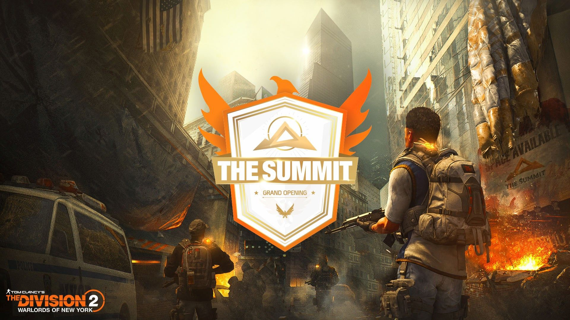 Fight 100 Floors Of Foes In The Division 2 S The Summit In 2020 Fight The Warlord Foe