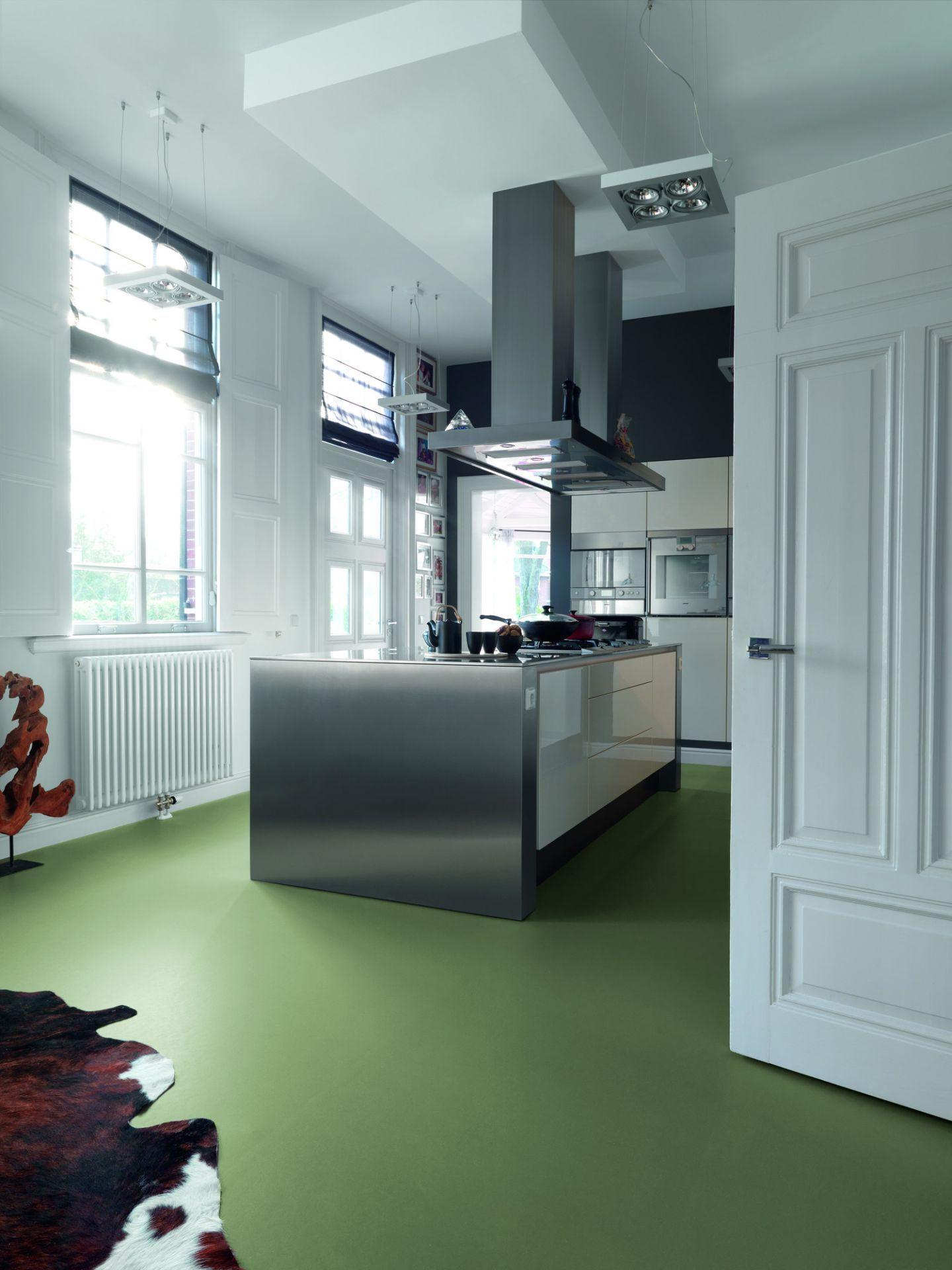 forbo marmoleum walton cirrus | linoleum | keukenvloer | pinterest