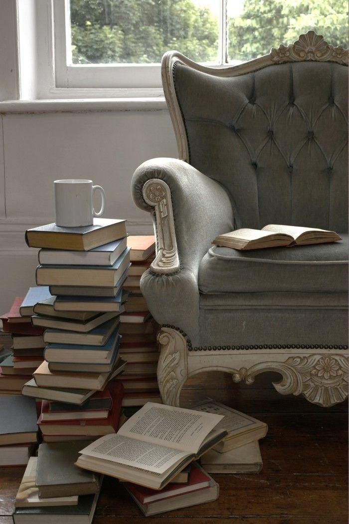 Photo of Decora tu apartamento: 65 ideas de decoración inusuales sobre cómo puedes incorporar libros en tu diseño interior