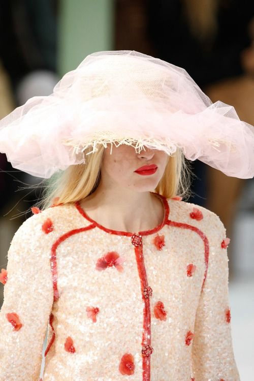 Chanel Haute Couture Spring 2015
