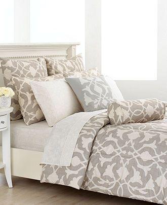 Barbara Barry Bedding Poetical Queen Comforter Set Bedding