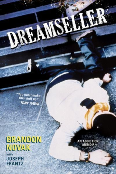 dreamseller an addiction memoir