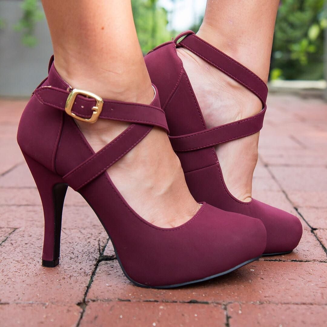Completely totally obsessed with these new heels!