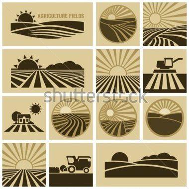 Farm Field Clip Art