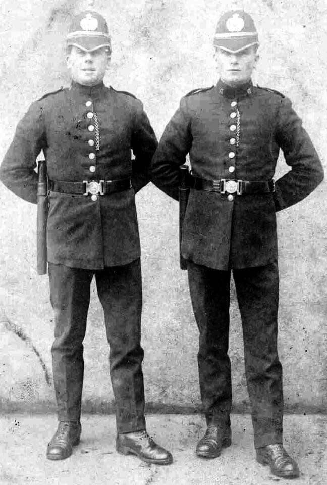 Dublin Metropolitan Police Constables | My Life | Cop